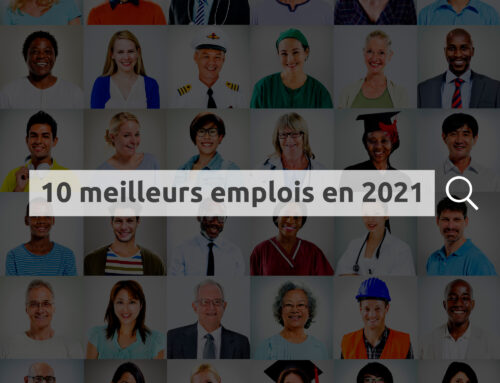 Les 10 meilleurs emplois à envisager en 2021